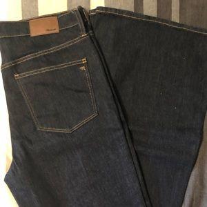 Madewell Flea Market Flare jeans